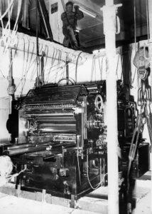 Gebrüder Voit, um 1945